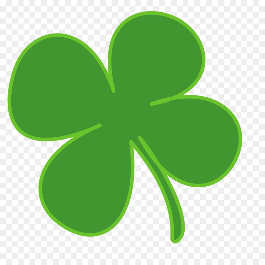 900x900 Ireland Shamrock Saint Patrick's Day Four Leaf Clover Clip Art
