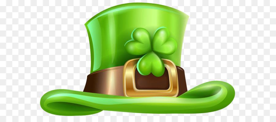 900x400 Saint Patrick's Day Hat Shamrock Irish People Cap