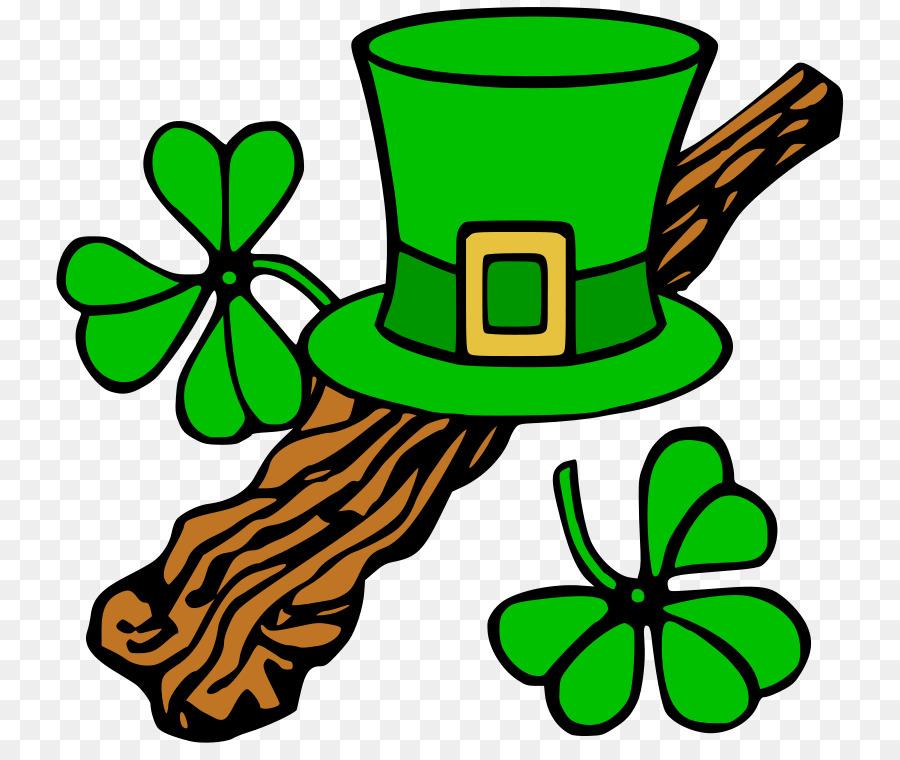 900x760 Saint Patrick's Day Shamrock March 17 Clip Art