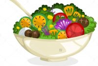 200x135 Best Salad In A Bowl Clip Art Pictures