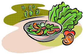 277x181 Salad In A Bowl Microsoft Clipart