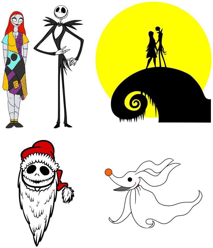 750x873 Jack Clip Art Halloween Idea's Jack Skellington