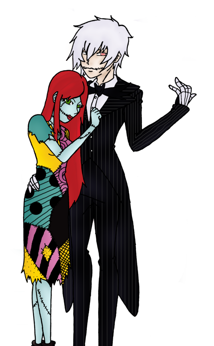 703x1135 Nightmare Before Christmas Jack And Sally By Heartless Gone Wild