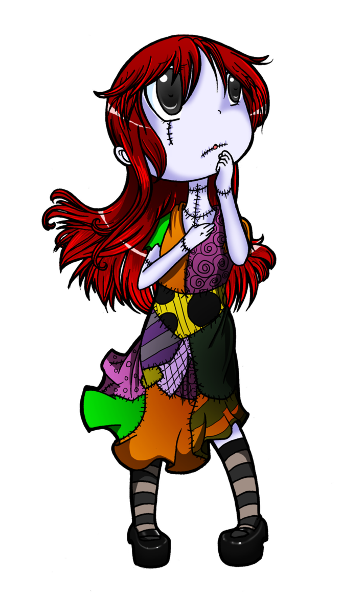 669x1195 Sally By Scaredyash006