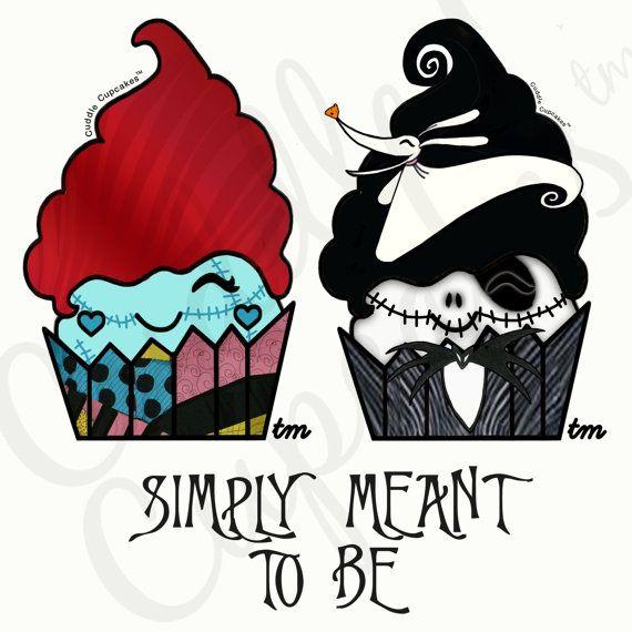570x570 Boy And Girl Skeleton Shirt Baby Nightmare Cupcake Shirt Jack