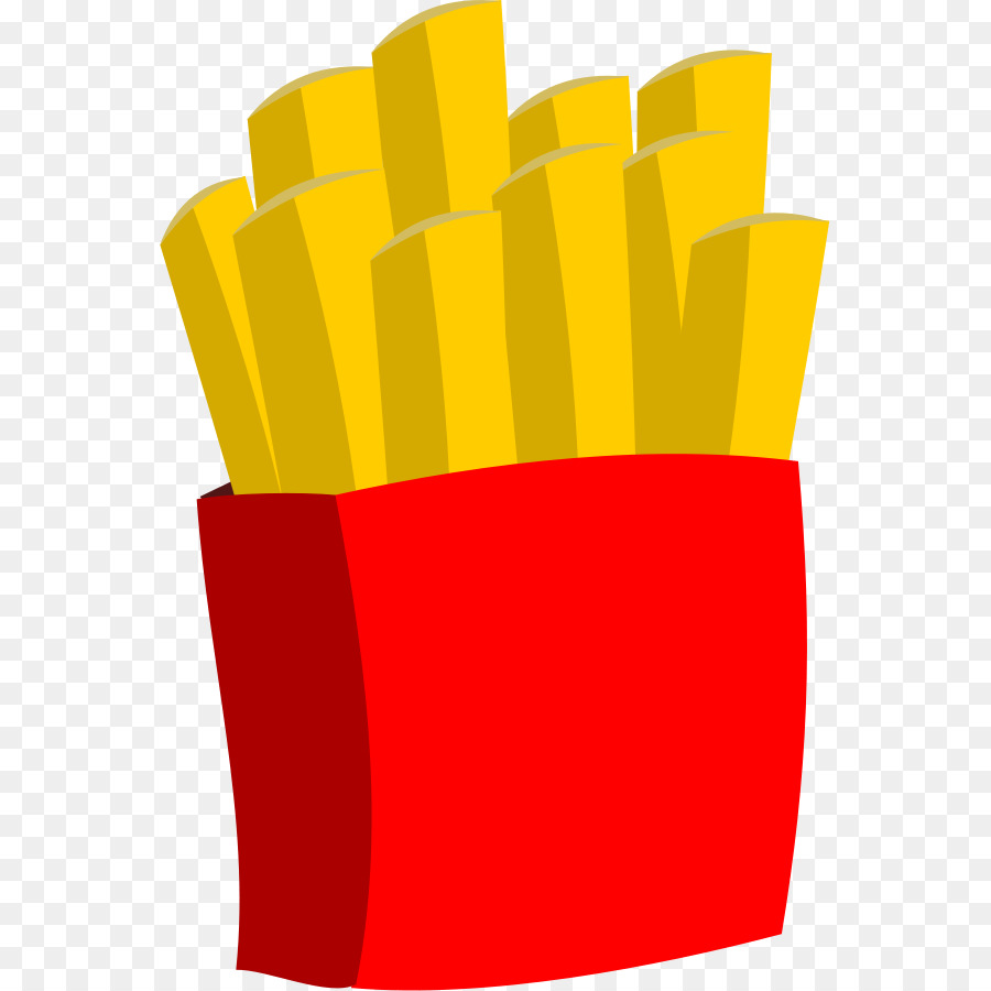 900x900 French Fries Junk Food Fast Food Salsa Clip Art
