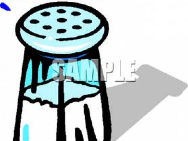640x480 Salt Clipart
