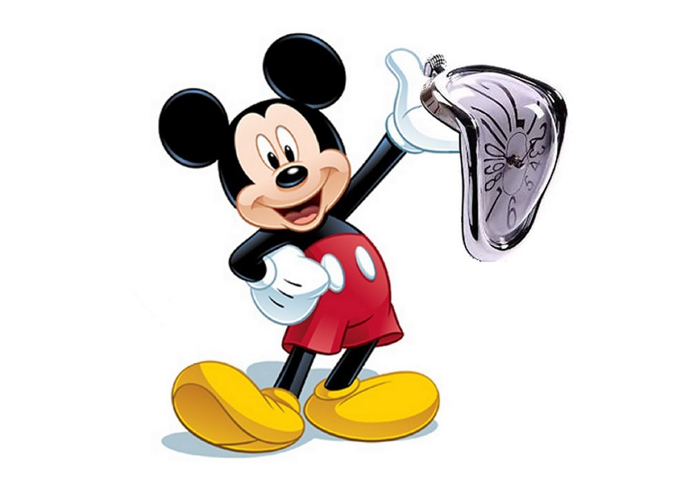 1000x700 Mickey And A Melting Watch Simanaitis Says