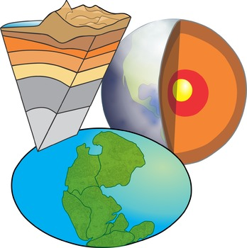 348x350 Earth Science Clip Art By Studio Devanna Teachers Pay Teachers