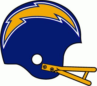 San Diego Chargers Clipart