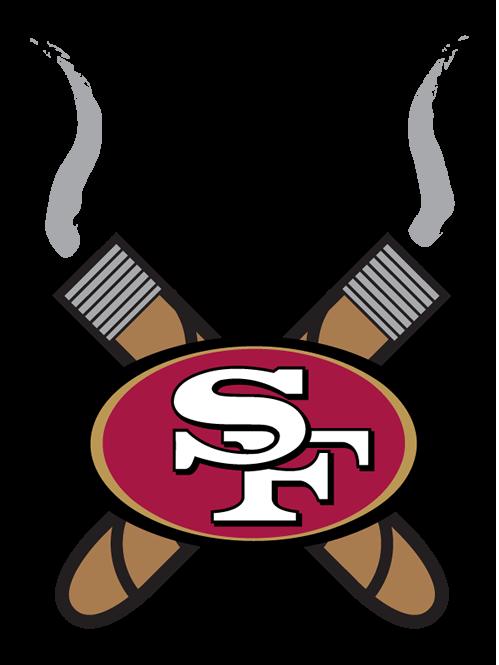 499x665 San Francisco Cigar 49ers Shirt
