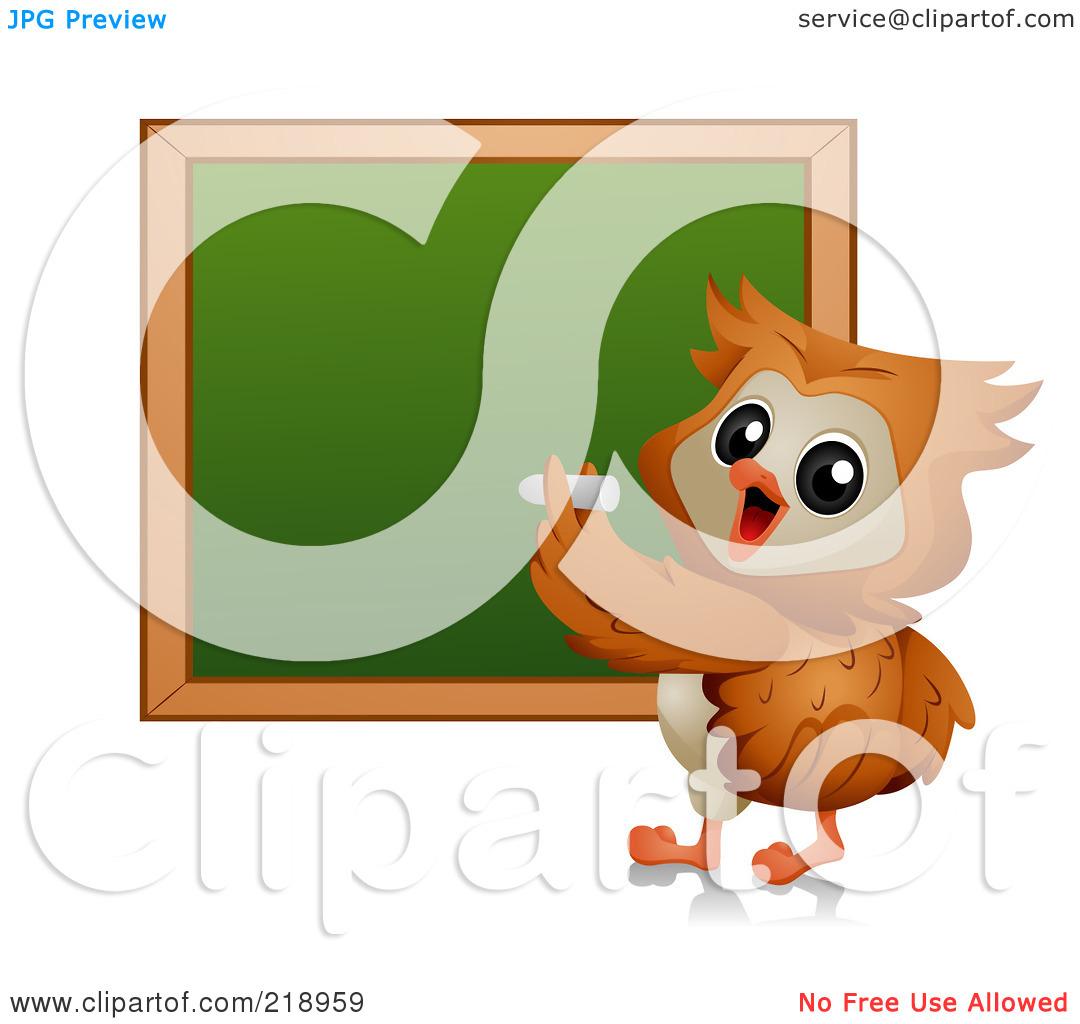 1080x1024 Owl Writing Clip Art