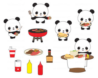 340x270 Picnic Clipart Barbecue Clip Art Summer Party Graphic Bbq