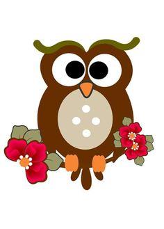 236x329 Aqua Amp Pink Owl Clip Art