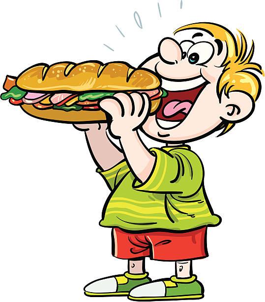 539x612 Man Eating Sandwich Clipart Amp Man Eating Sandwich Clip Art Images