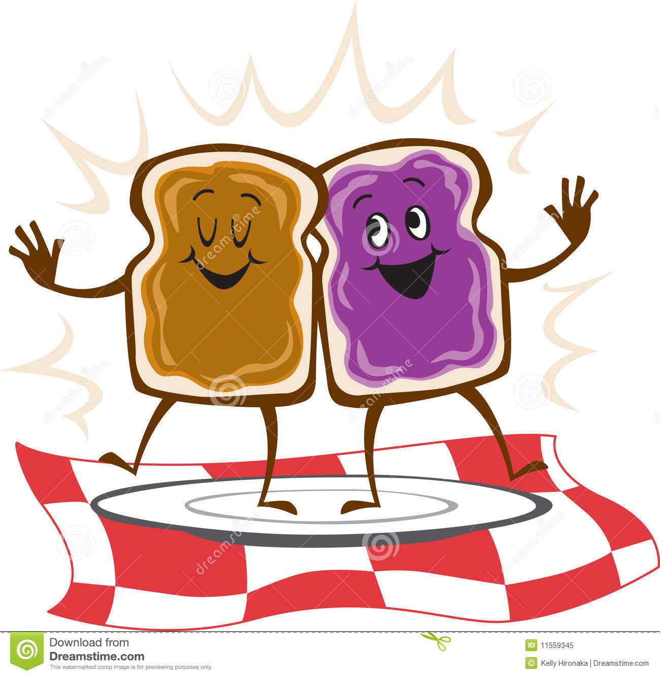 1300x1333 Peanut Butter And Jelly Clip Art Amp Look At Peanut Butter And Jelly
