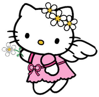 320x314 Hello Kitty Clip Art Hello Kitty Love Hello