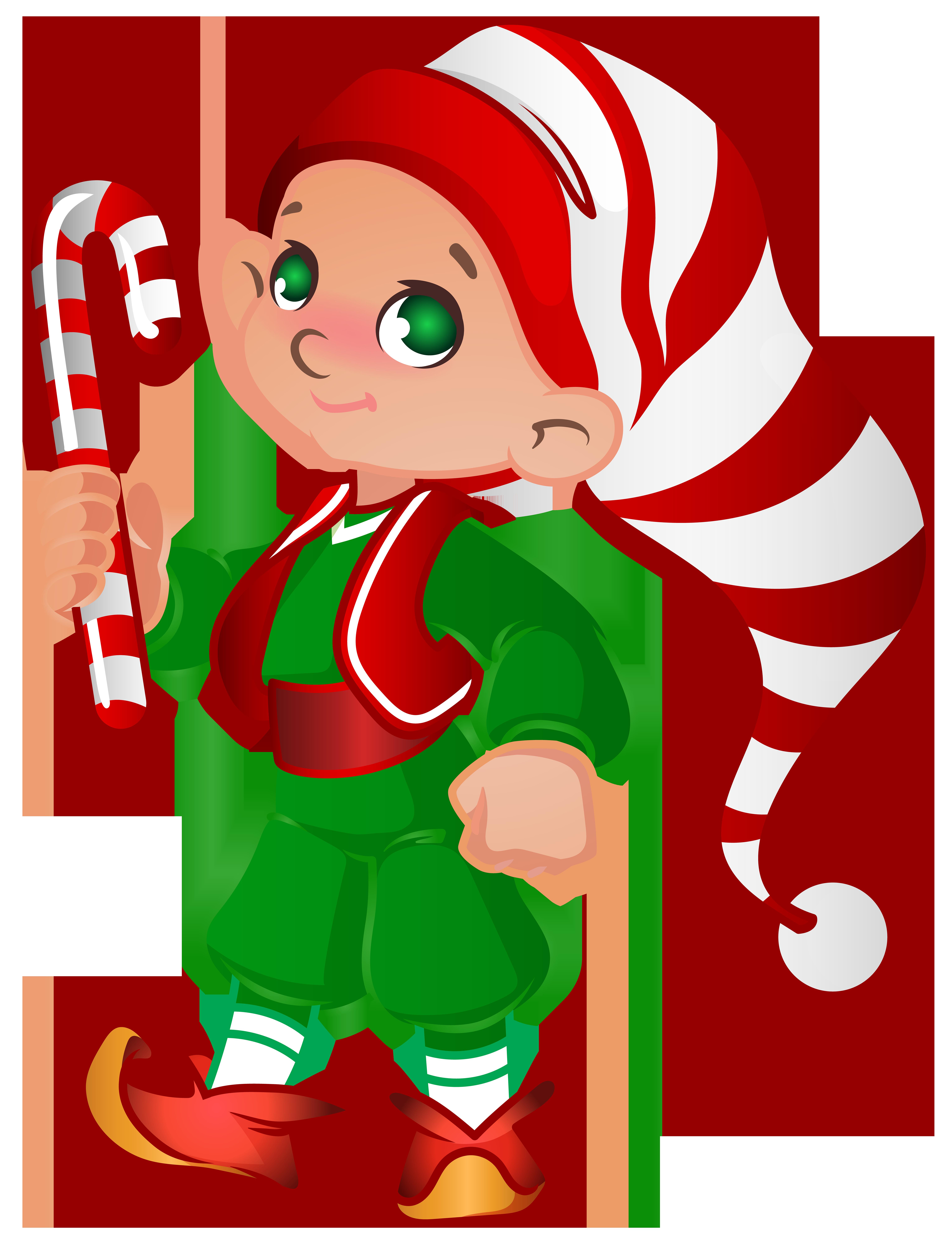 6116x8000 Elf Santa Helper Transparent Png Clip Art Imageu200b Gallery