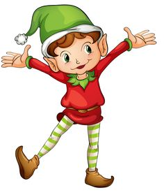 236x279 Illustration Of A Christmas Elf Royalty Free Cliparts, Vectors