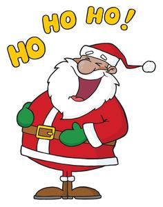 236x300 Clipart free santa