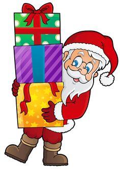 236x334 Santa Claus Page 1