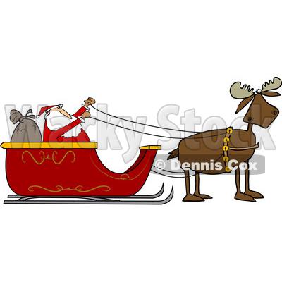 400x400 Rudolph Clip Art