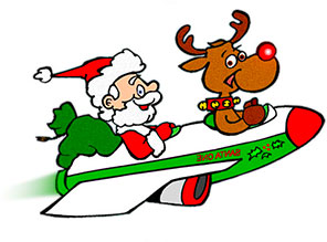 296x219 Free Reindeer Graphics