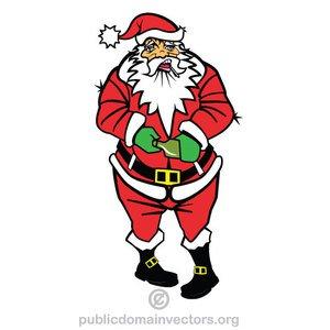 300x300 274 Santa Mrs Claus Clip Art Public Domain Vectors