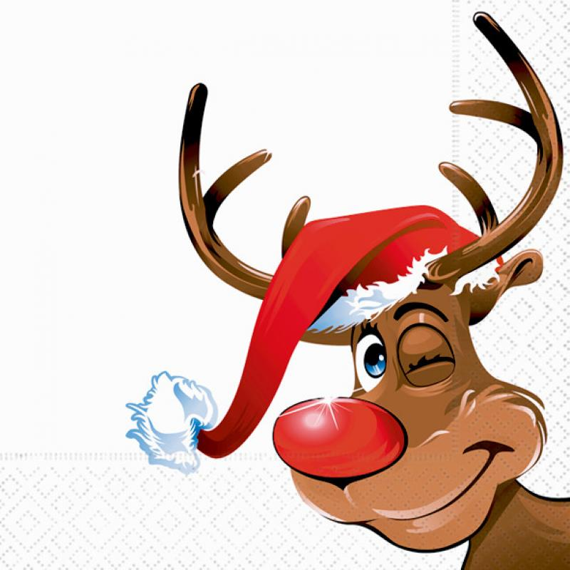 800x800 Collection Of Clipart Rudolph Red Nosed Reindeer High