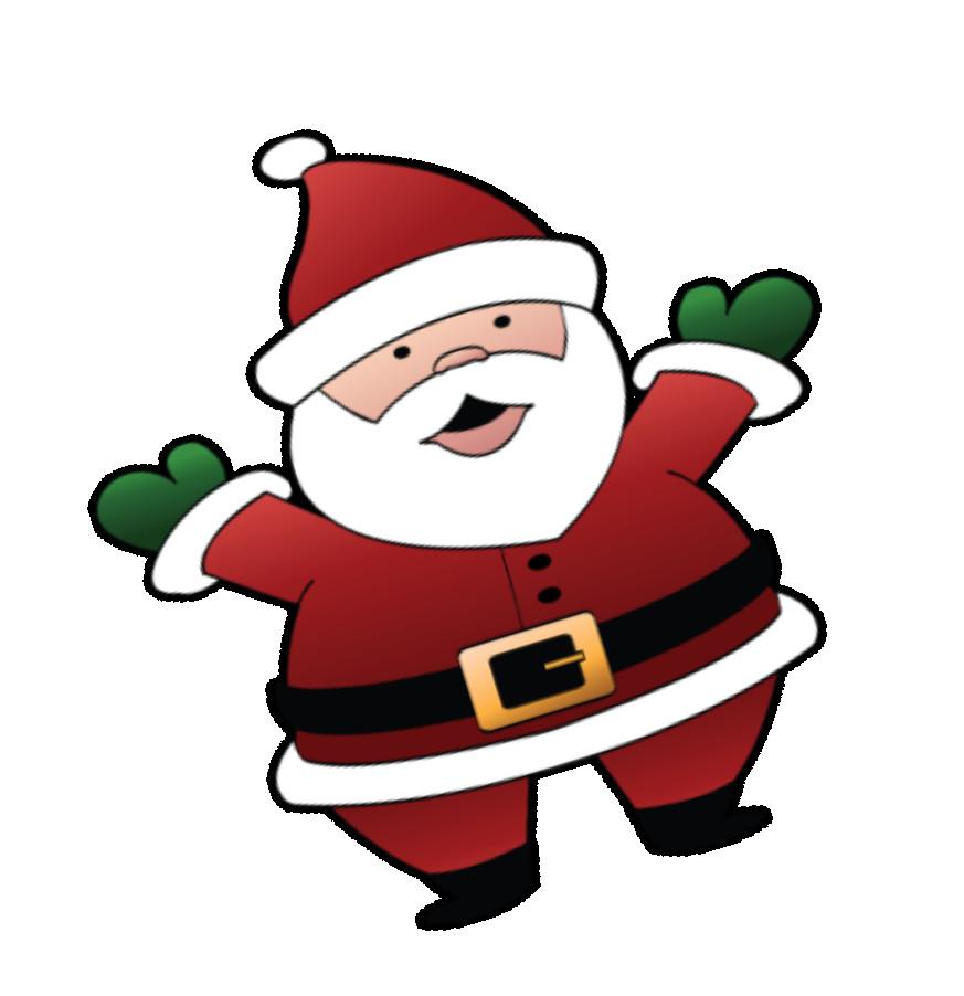 873x902 Santa Christmas Clip Art Clipartix Showy Clipart Thatswhatsup