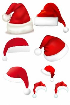 236x354 Christmas, Santa Hat Clip Art Clip Art