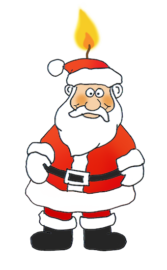 328x531 Funny And Free Santa Claus Clipart.