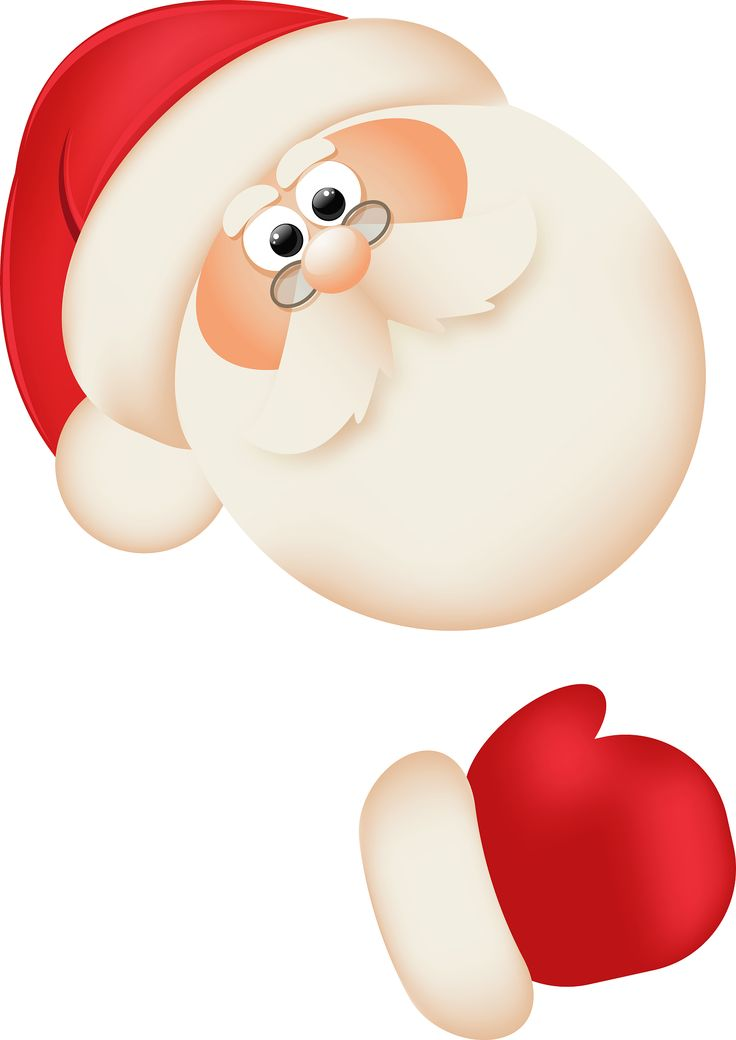 736x1040 Collection Of Cute Santa Claus Clipart Png High Quality