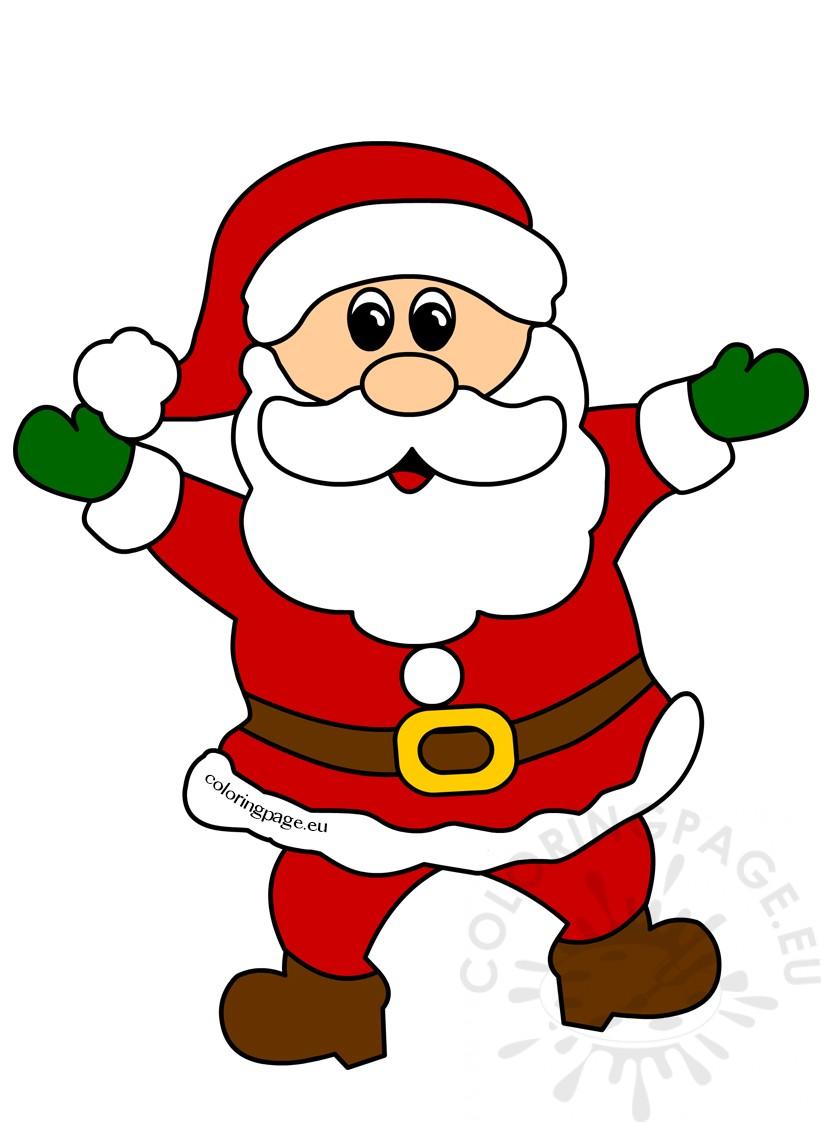 santa claus clipart at getdrawings com free for personal use santa rh getdrawings com santa claus clip art black and white santa claus clipart free