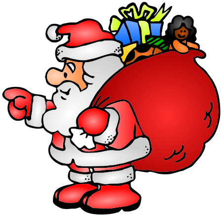 453x439 Free Santa Claus Graphics Page 2 Clipart
