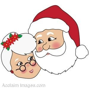 300x300 These Faces Of Santa And Mrs. Claus Would Be Cute To Make Yourself