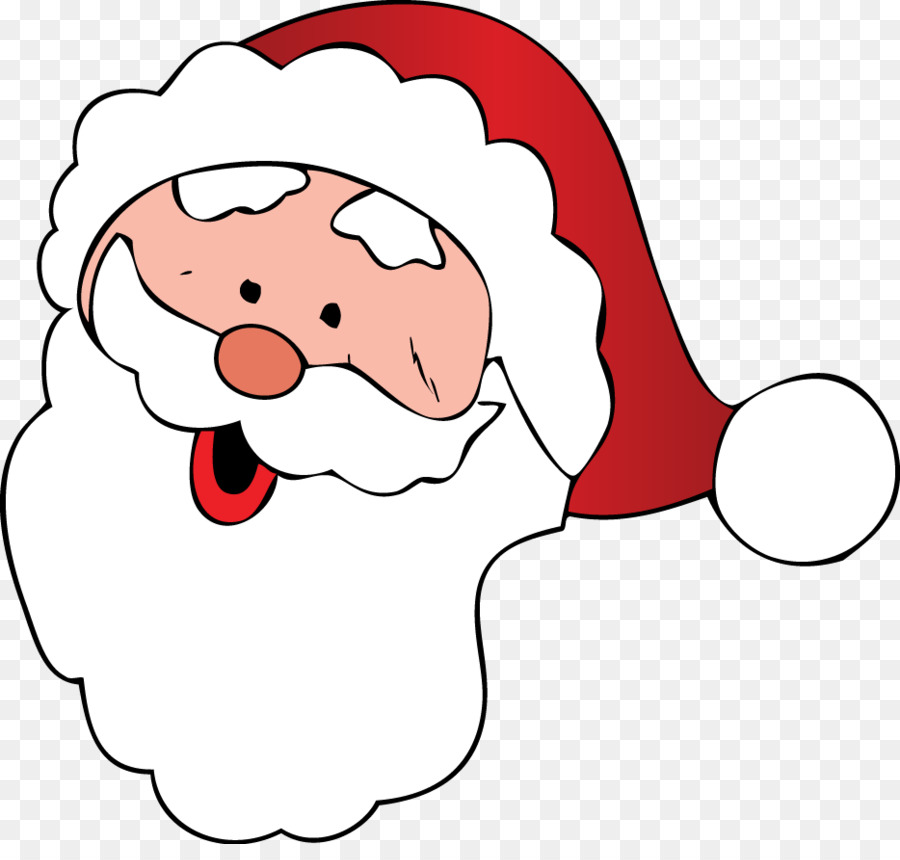 900x860 Santa Claus Christmas Father Clip Art