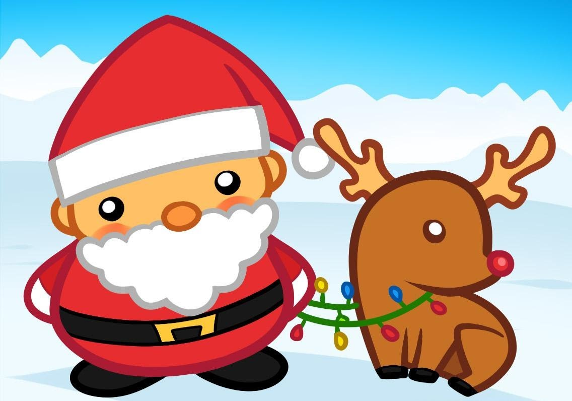1136x796 Santa Claus Easy Drawing
