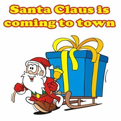 400x400 Santa Claus Is Comin' To Town (Soundtrack Version)