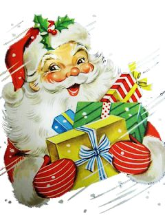 240x320 448 Best Christmas Santa Claus Is Coming To Images