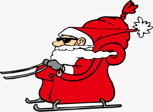 650x479 Santa Sleigh Png Images Vectors And Psd Files Free Download