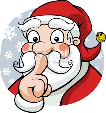 358x380 Secret Santa Clipart Amp Look At Secret Santa Clip Art Images
