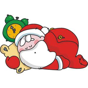 300x300 Animated Santa Clipart Group