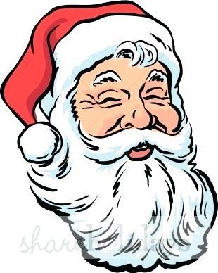 310x388 Santa Beard Clip Art Santa Hat And Beard Clipart Clinicaltravel Work