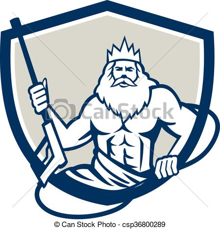 450x468 Sea God Clip Art Vector Graphics. 587 Sea God Eps Clipart Vector