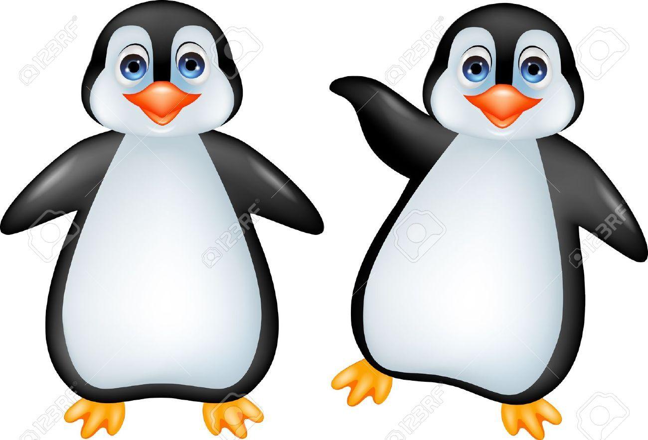 1300x884 Funny Penguin Cartoon Royalty Free Cliparts, Vectors, And Stock