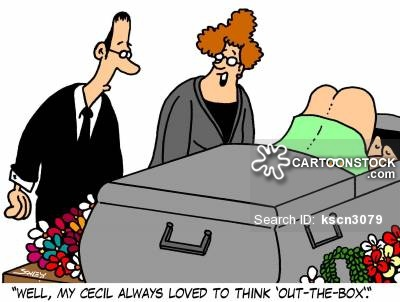 400x302 Coffin Clipart Funny