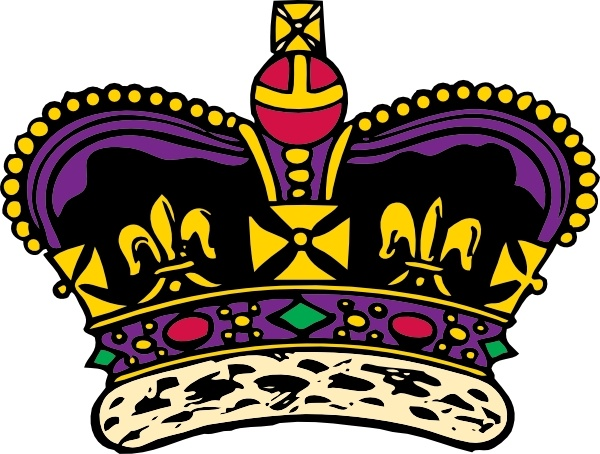 600x454 Crown Royal Clipart Purple Crown 3203194