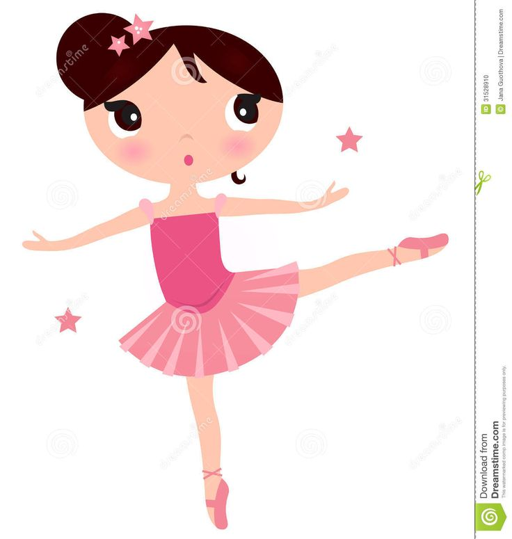 736x775 Ballerina Clipart Cartoon