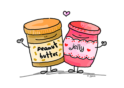 400x284 Peanut Butter And Jelly Clip Art Clipartlook